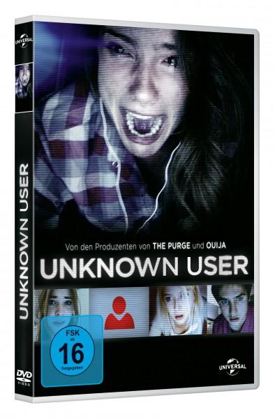 Unknown User (DVD)