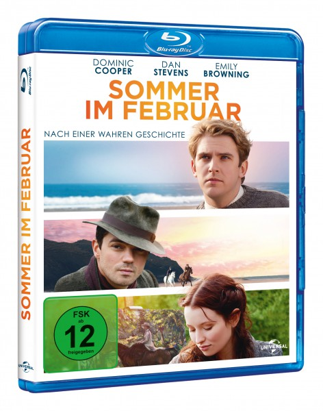 Sommer im Februar (Blu-ray)
