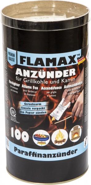 Grill- und Kamin Anzünder (Inhalt 100 Stück)