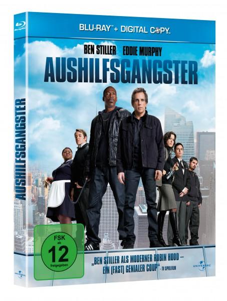 Aushilfsgangster (Blu-ray)