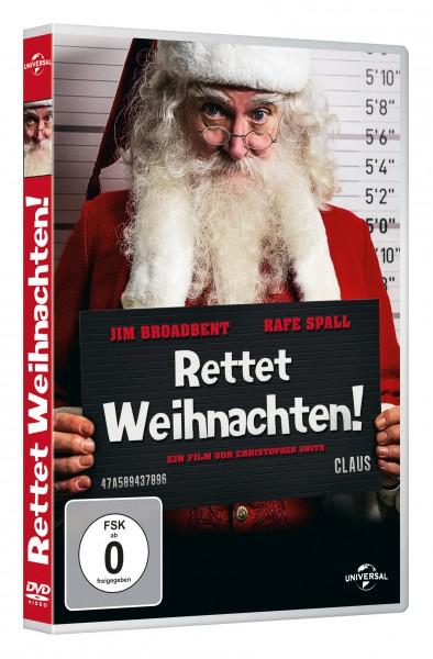 Rettet Weihnachten! (DVD)