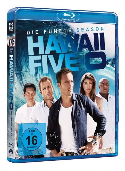 Hawaii Five-O - Season 5 (Blu-ray)