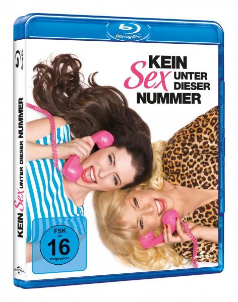 Kein Sex unter dieser Nummer (Blu-ray)