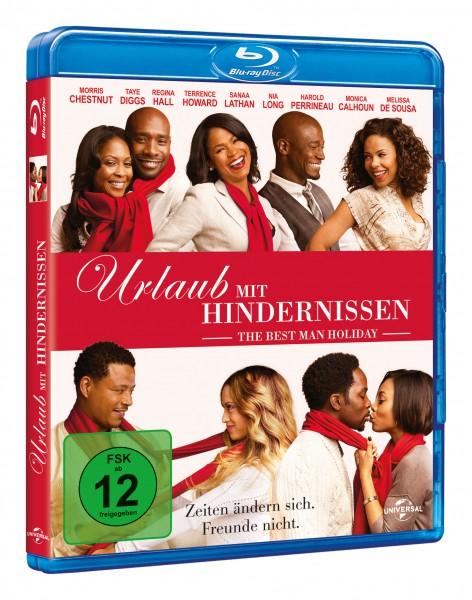 Urlaub mit Hindernissen - The Best Man Holiday (Blu-ray)