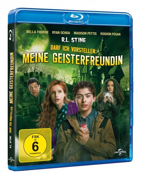 R.L. Stine - Darf ich vorstellen: Meine Geisterfreundin (Blu-ray)