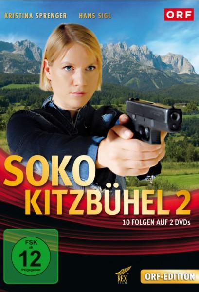 SOKO Kitzbühel - Staffel 2 (2 DVDs)