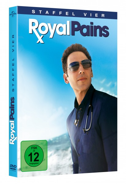 Royal Pains - Staffel 4