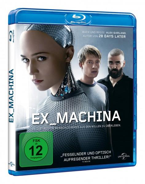Ex_Machina (Blu-ray)