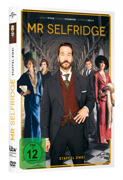 Mr. Selfridge - Staffel 2