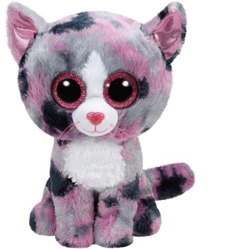 Beanie Boos Glubschi - Lindi, Katze pink (ca.15cm)