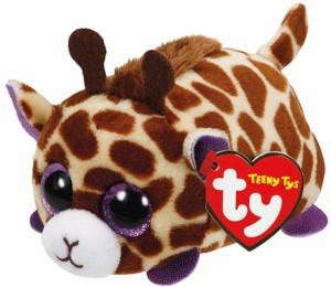 Teeny Ty´s - Giraffe / Mabs ca. 10cm