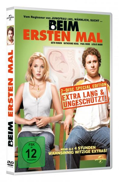Beim ersten Mal - 2-Disc Special Edition (DVD)
