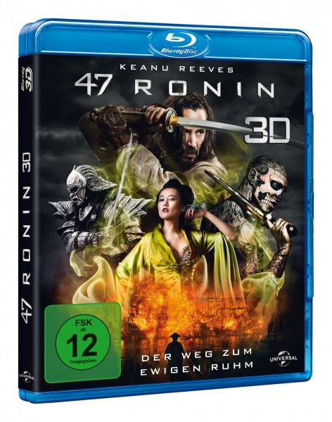 47 Ronin 3D (Blu-ray 3D + Blu-ray)
