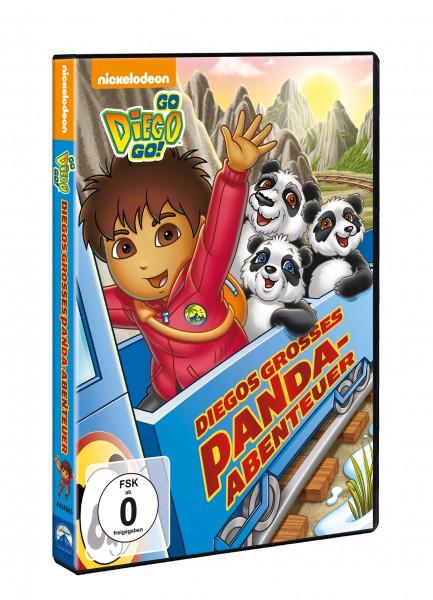 Go Diego Go!: Diegos großes Panda-Abenteuer