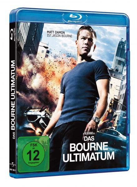 Das Bourne Ultimatum (Bl-ray)