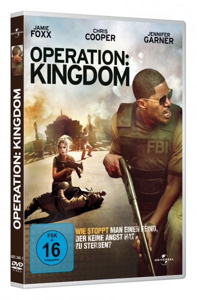 Operation: Kingdom (DVD)