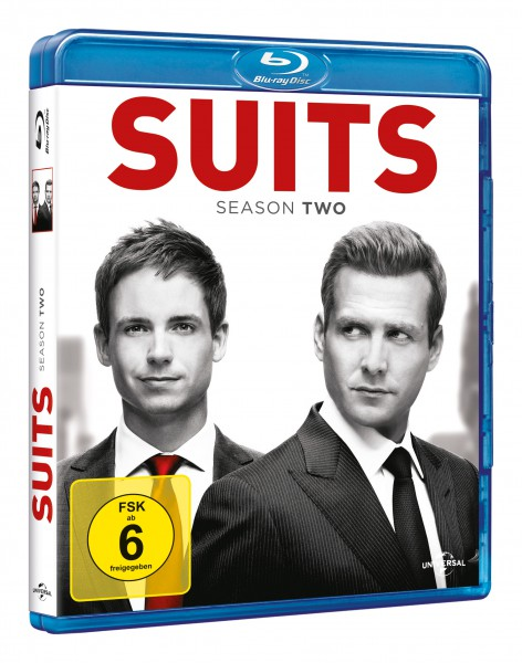 Suits - Season 2 (Blu-ray)