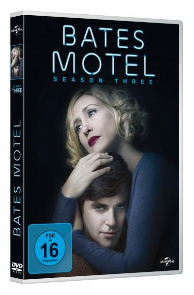 Bates Motel - Season 3 (3 DVDs)