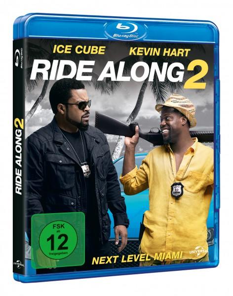 Ride Along: Next Level Miami (Blu-ray)