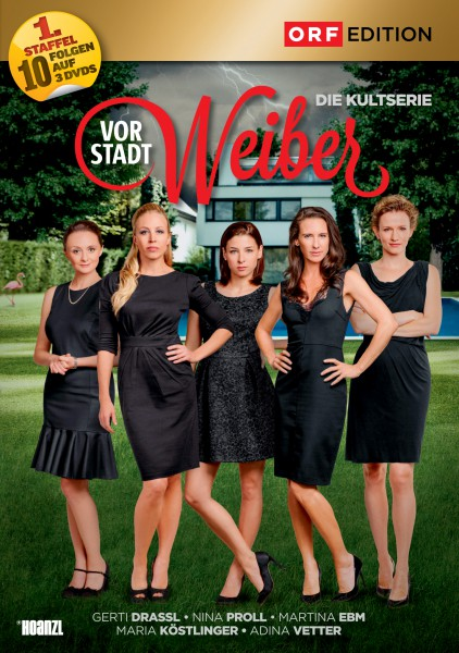 Vorstadtweiber - Staffel 1 (DVD)