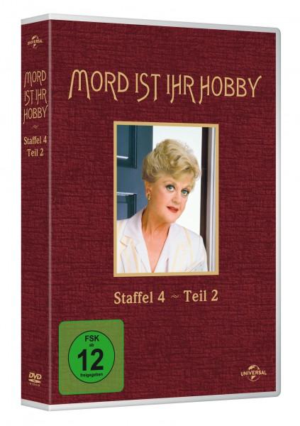 Mord ist ihr Hobby - Staffel 4.2 (3 Discs)