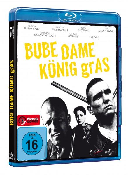 Bube Dame König grAs (Blu-ray)