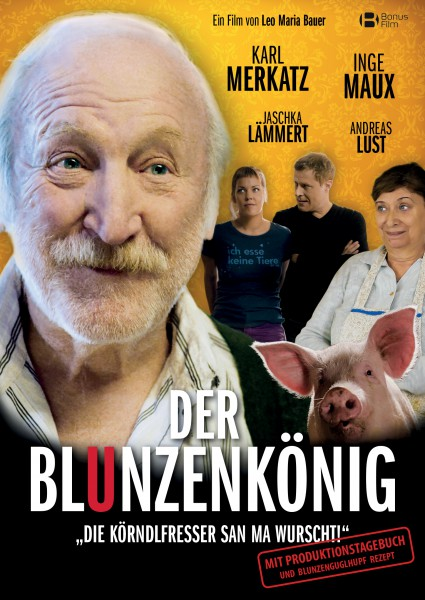 Der Blunzenkönig (DVD)