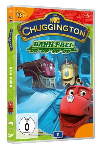 Chuggington - Bahn frei! (Vol. 11)