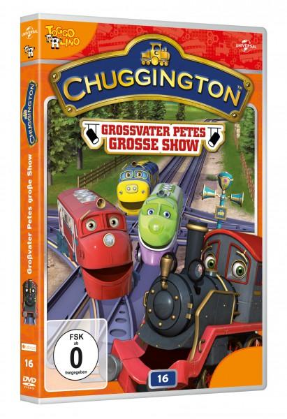Chuggington - Großvater Petes große Show (Vol. 16)