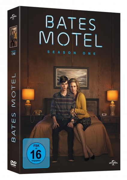 Bates Motel - Season 1 (3 DVDs)