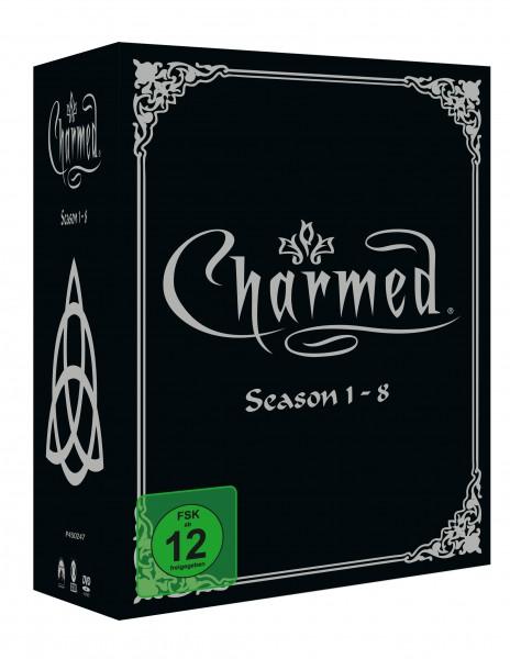 Charmed - Zauberhafte Hexen - Complete Box (48 DVDs)