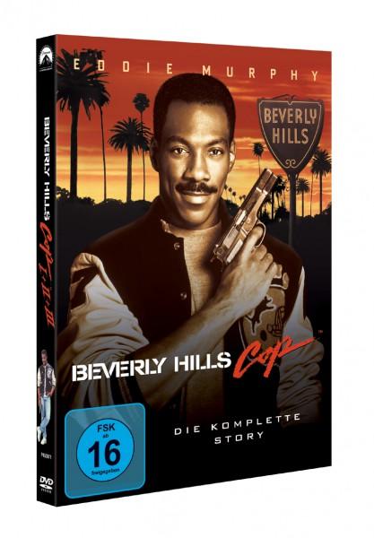 Beverly Hills Cop 1-3 - Die komplette Story (3 DVD)