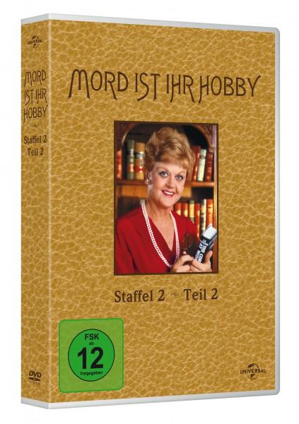 Mord ist ihr Hobby - Staffel 2.2 [3 DVDs]