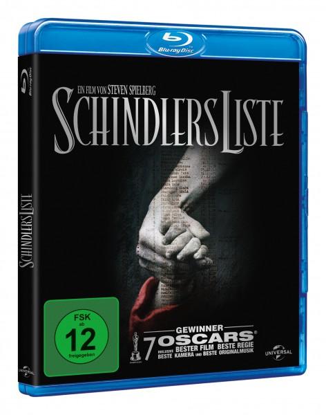 Schindlers Liste (Blu-ray)