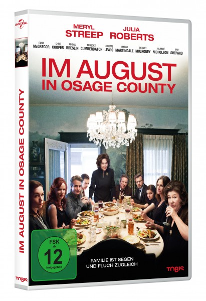 Im August in Osage County (DVD)