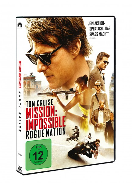 Mission: Impossible 5 - Rogue Nation (DVD)
