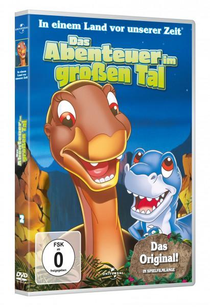 In einem Land vor unserer Zeit - Das Abenteuer im Großen Tal (DVD)