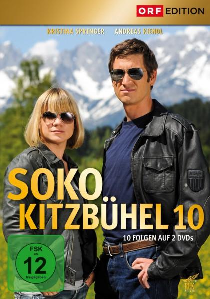 SOKO Kitzbühel - Staffel 10 (2 DVDs)