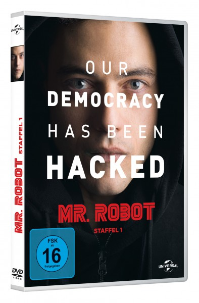 Mr. Robot - Staffel 1 (DVD)