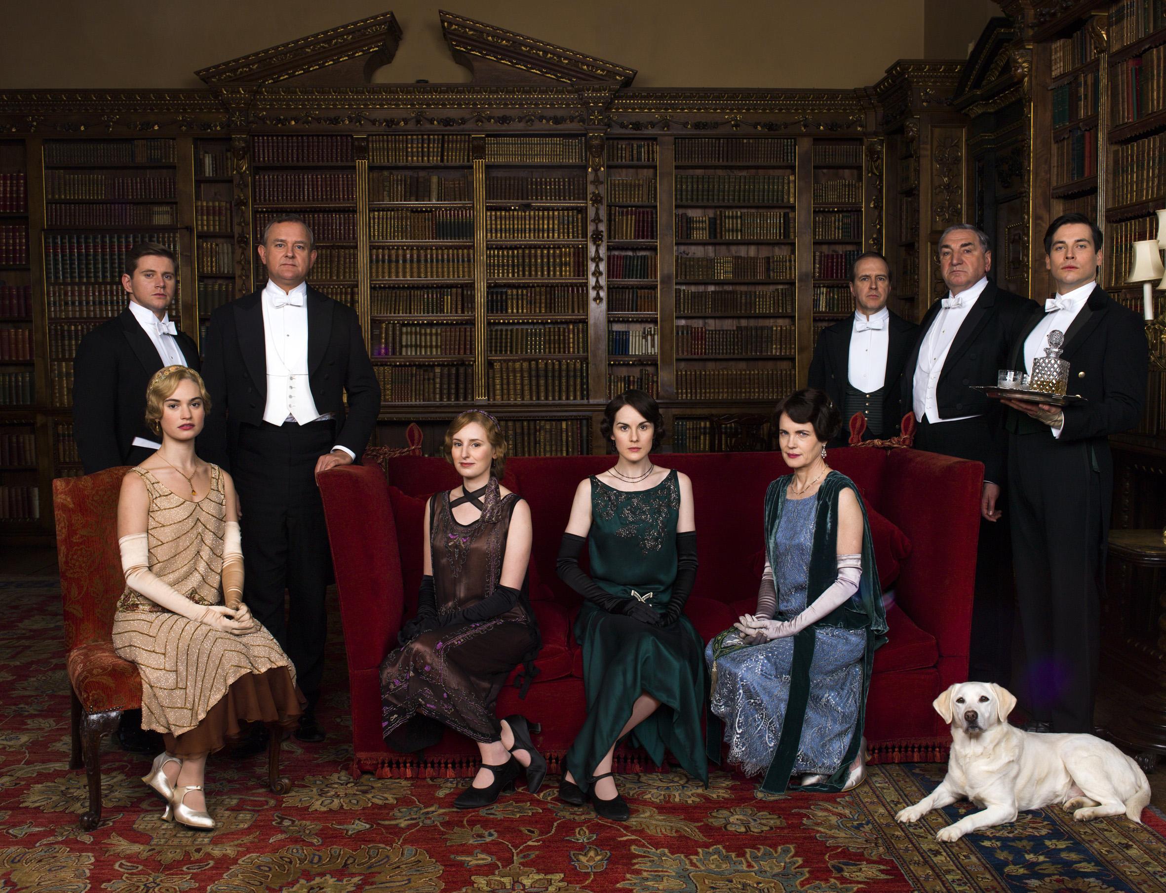 Downton Abbey Staffel 2 Folge 9