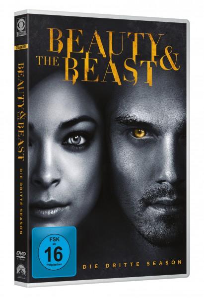 Beauty And The Beast (2012) - Season 3 (DVD)