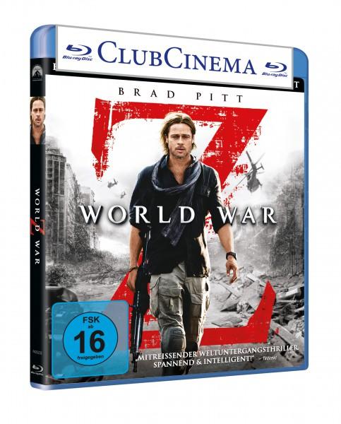 World War Z - Extended Cut (Blu-ray)