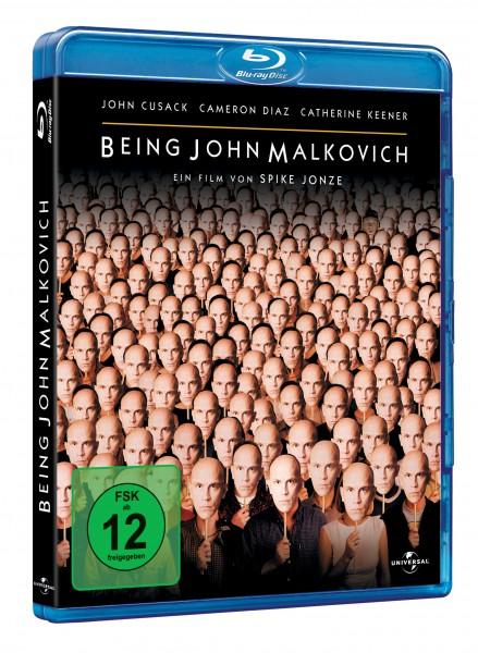 Being John Malkovich (Blu-ray)