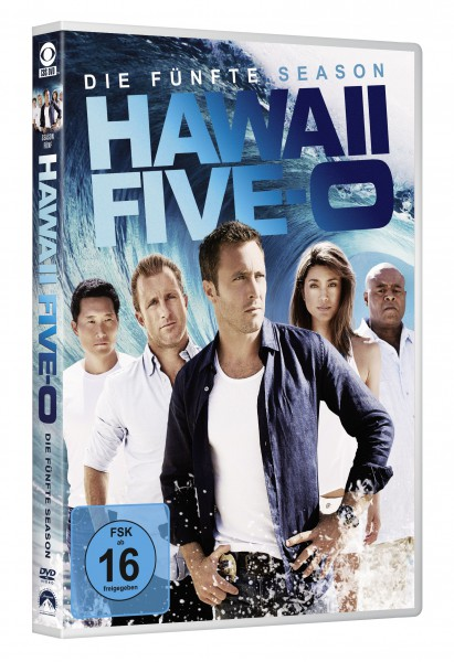 Hawaii Five-O - Season 5 (DVD)