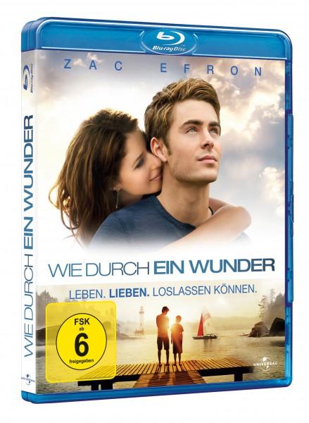 Wie durch ein Wunder (Blu-ray)