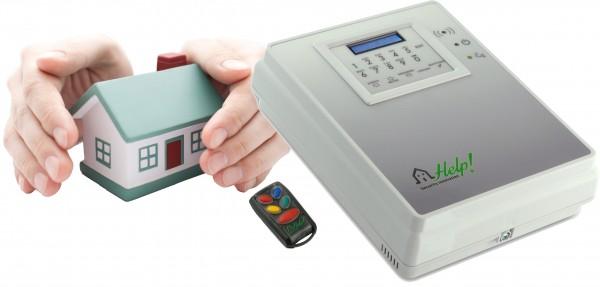 Help!Alarmsystem Triple (Infraschall Alarmsystem)