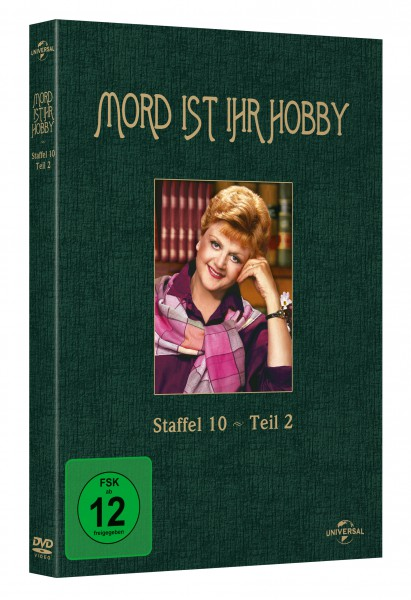 Mord ist ihr Hobby - Staffel 10.2 (3 Discs)