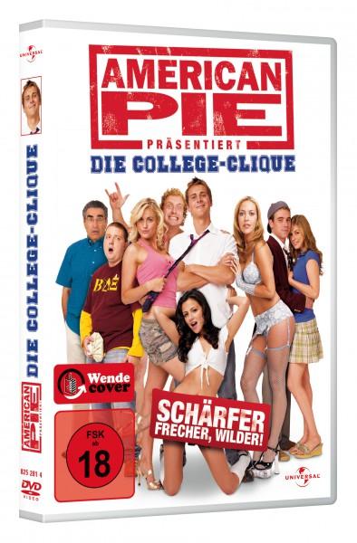 American Pie präsentiert: Die College-Clique (DVD)
