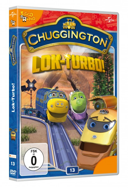 Chuggington - Lok-Turbo! (Vol. 13)