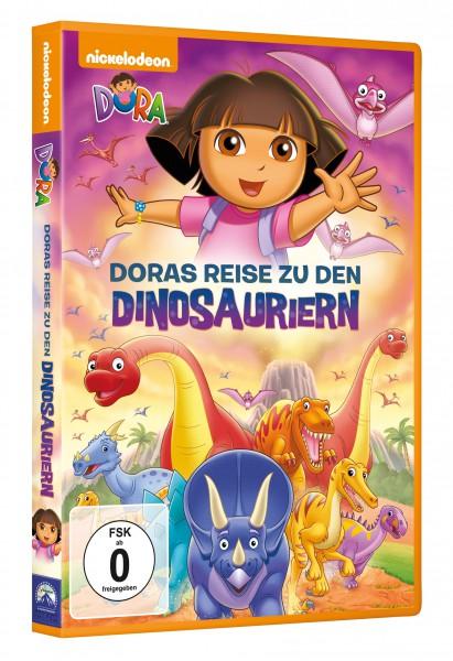 Dora: Doras Reise zu den Dinosauriern (DVD)